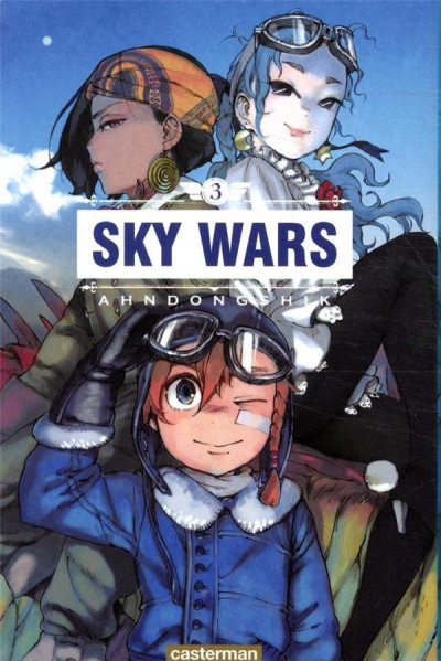 Couverture Sky wars tome 3