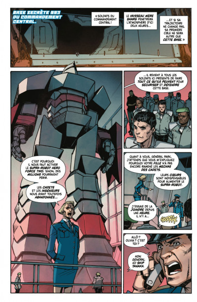 Page 2 Mech academy tome 3