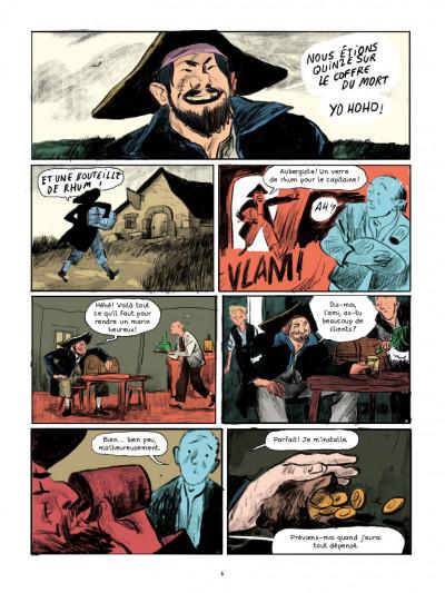 Page 2 L'île au trésor