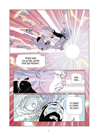 Page 8 Lastman tome 12