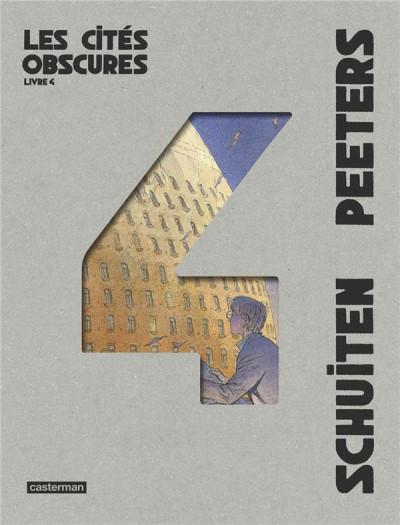 Couverture Les cités obscures - intégrale tome 4
