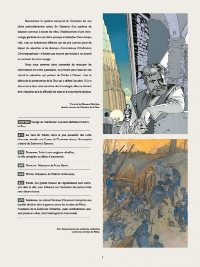 Page 4 Les cités obscures - intégrale tome 4