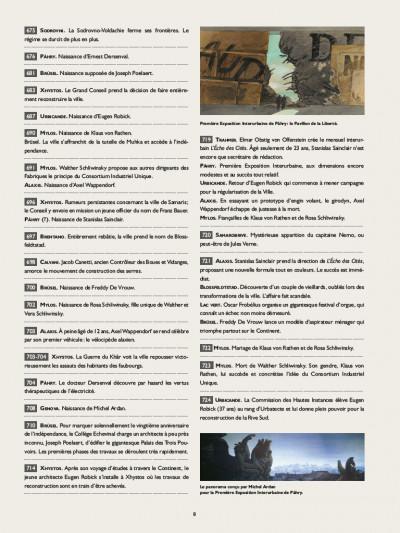 Page 5 Les cités obscures - intégrale tome 4