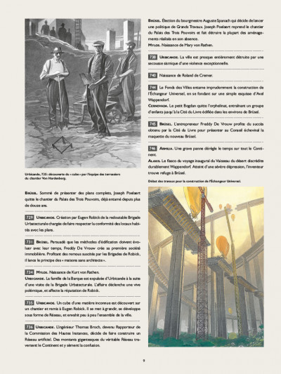 Page 6 Les cités obscures - intégrale tome 4