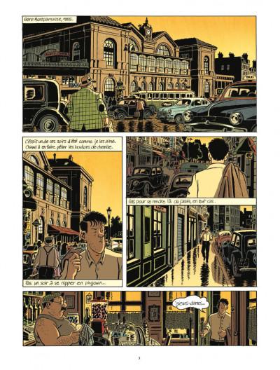 Page 1 Nestor Burma tome 13