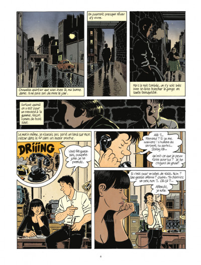 Page 4 Nestor Burma tome 13