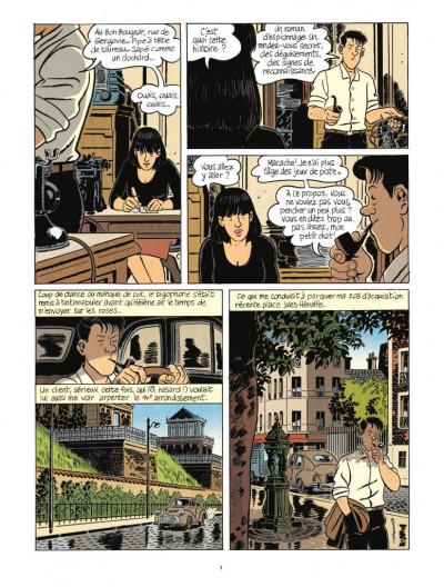 Page 5 Nestor Burma tome 13
