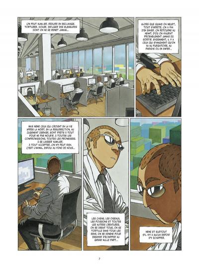 Page 8 Le tueur - affaires d'état tome 1