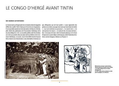 Page 4 Les tribulations de Tintin au Congo