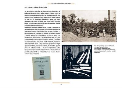 Page 5 Les tribulations de Tintin au Congo