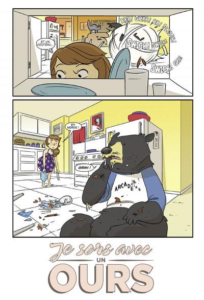 Page 8 Je sors avec un ours