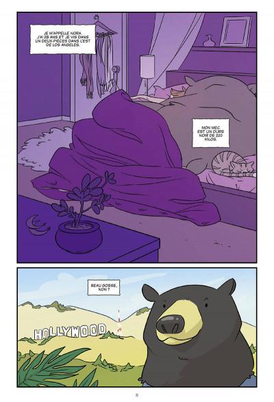Page 9 Je sors avec un ours