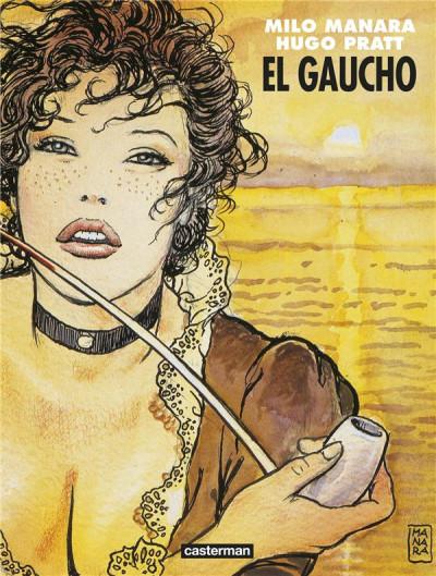 Couverture El gaucho