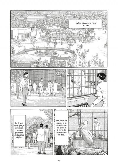 Page 1 Un zoo en hiver
