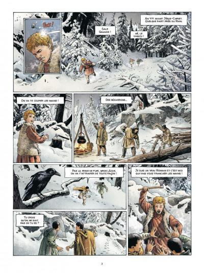Page 1 Alix Senator tome 10