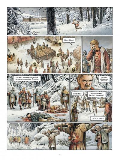 Page 2 Alix Senator - édition deluxe tome 10