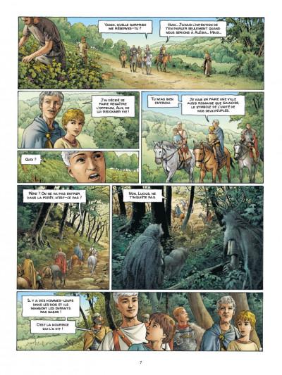 Page 5 Alix Senator - édition deluxe tome 10