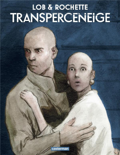 Couverture Transperceneige - collector tome 1