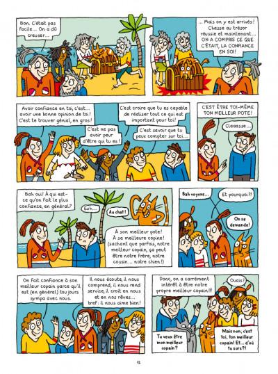 Page 3 La BD qui t'aide à avoir confiance en toi