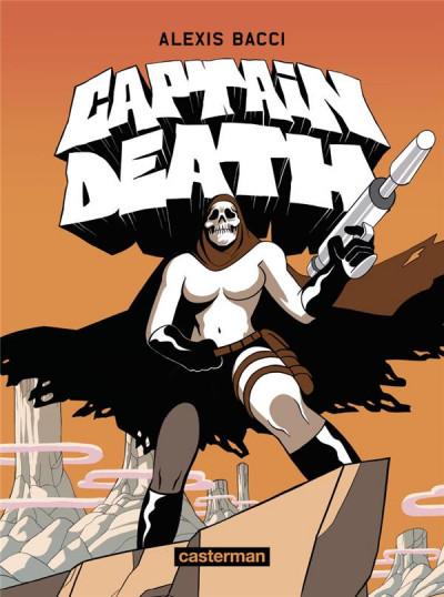 Couverture Captain death