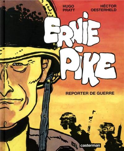 Couverture Ernie Pike - intégrale