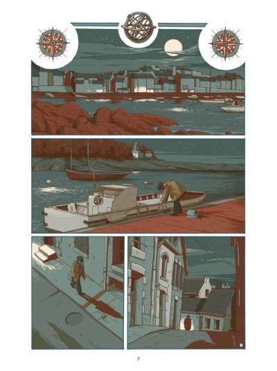 Page 1 Lucien et les mystérieux phénomènes tome 2