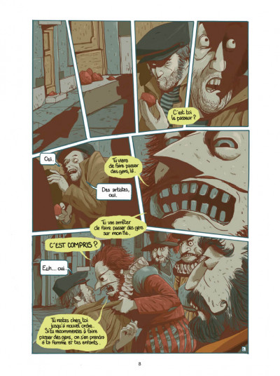 Page 2 Lucien et les mystérieux phénomènes tome 2