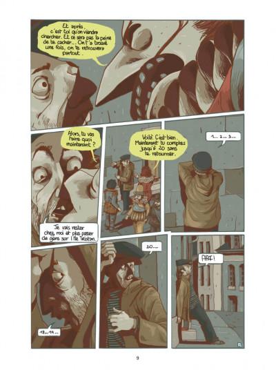 Page 3 Lucien et les mystérieux phénomènes tome 2