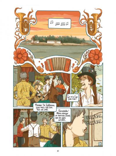 Page 4 Lucien et les mystérieux phénomènes tome 2