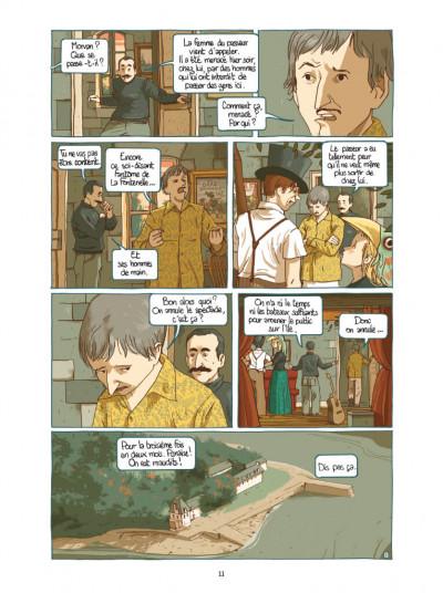 Page 5 Lucien et les mystérieux phénomènes tome 2