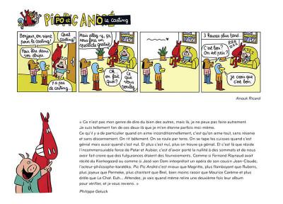 Page 5 Pic pic, André et leurs amis