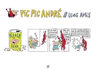Page 9 Pic pic, André et leurs amis
