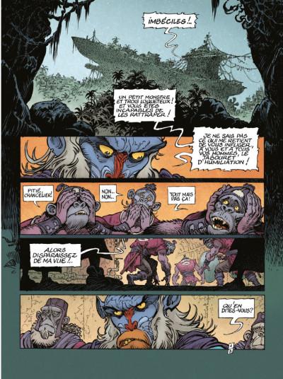 Page 1 Zibeline tome 2