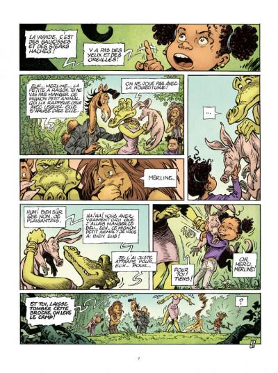 Page 5 Zibeline tome 2