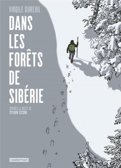 Couverture Dans les forêts de Sibérie