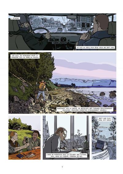 Page 8 Dans les forêts de Sibérie