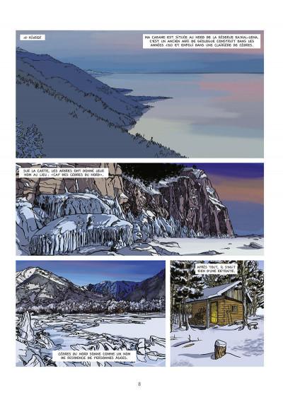 Page 9 Dans les forêts de Sibérie