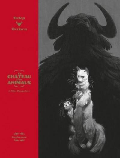 Couverture Le château des animaux - luxe tome 1