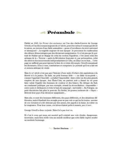 Page 6 Le château des animaux - luxe tome 1