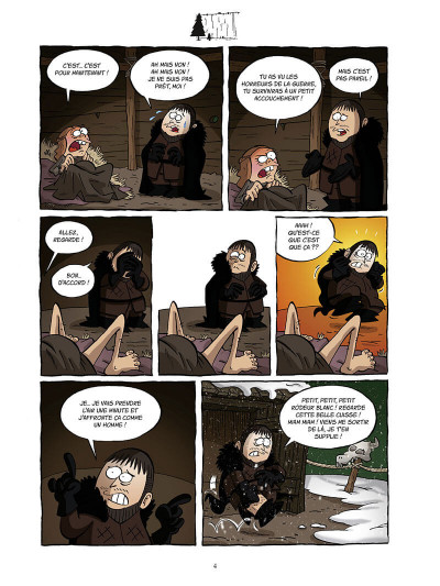 Page 5 Game of crowns tome 3