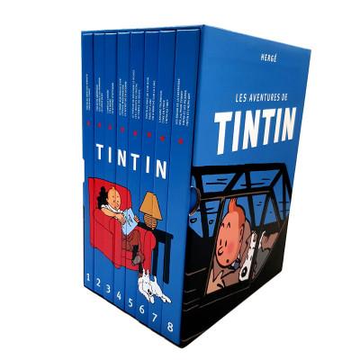Page 3 Tintin - coffret intégrale (2019)