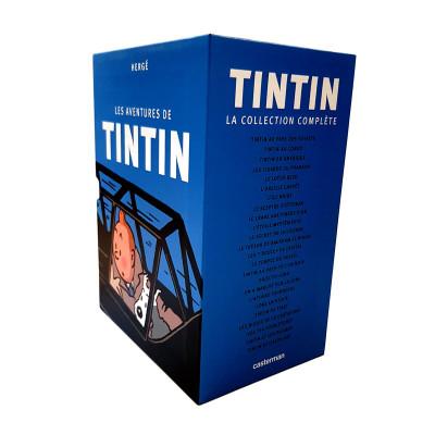 Page 4 Tintin - coffret intégrale (2019)