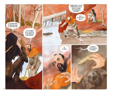 Page 4 Le dragon ne dort jamais