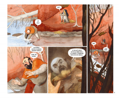 Page 5 Le dragon ne dort jamais