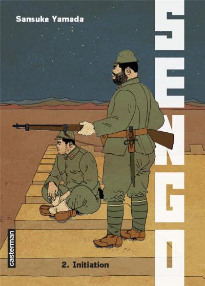 Couverture Sengo tome 2