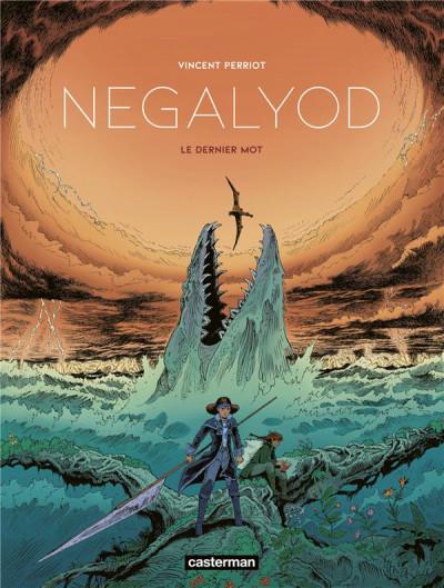 Couverture Negalyod tome 2 + ex-libris offert
