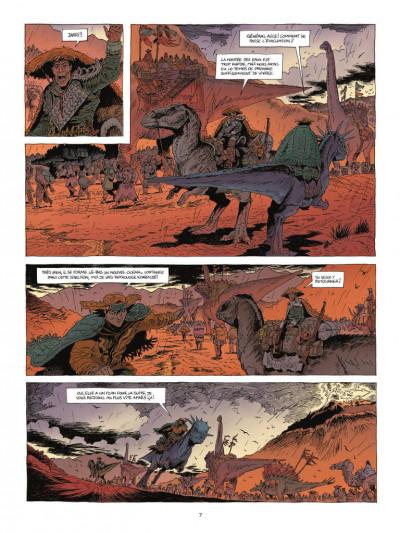 Page 3 Negalyod tome 2 + ex-libris offert