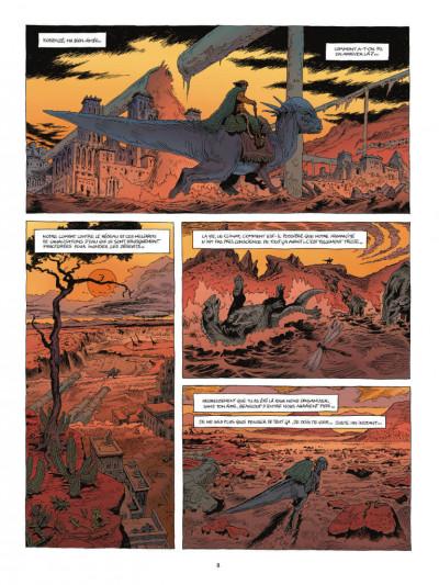 Page 4 Negalyod tome 2 + ex-libris offert