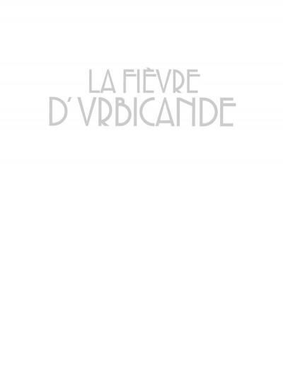 Page 2 Les cités obscures - La fièvre d'urbicande (éd. couleur)