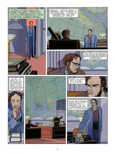 Page 3 Les cités obscures - La fièvre d'urbicande (éd. couleur)